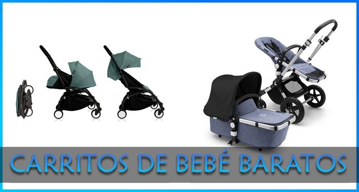 Carritos de bebé baratos