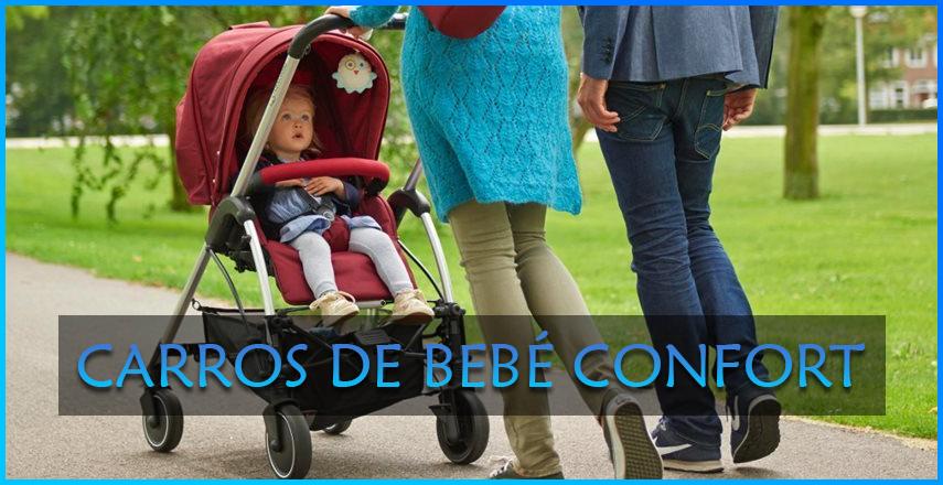 Carros de bebé Confort